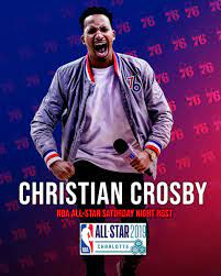 """Christian Crosby on Twitter: """"dreams do come true. your boy is a @nba  all-star. 🌟 see you in Charlotte.… """""""