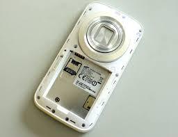 Samsung Galaxy K zoom Photo Gallery