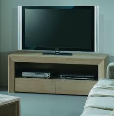 Meuble Tv Design En Bois Brin D Ouest