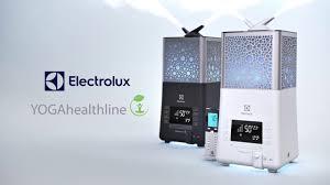 <b>Увлажнитель</b>-ecoBiocomplex <b>Electrolux</b> YOGAhealthline - YouTube
