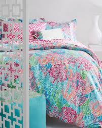 lilly pulitzer bedspread. Beautiful Lilly Lilly Pulitzer Perfectly Printed Percale Bedding Collection And Pulitzer Bedspread