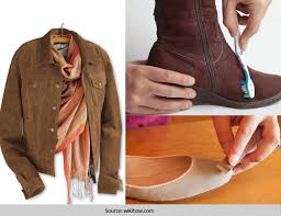 how to clean suede shoes and apparel in 5 diffe ways