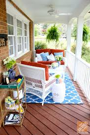 front porch furniture ideas. front porch decorating ideas southern charm with mediterranean color furniture