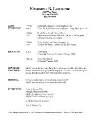 Fax Templates In Word Gorgeous Federal Resume Template Word R Supergraficaco