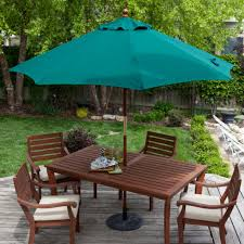 patio table umbrella color