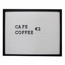 おしゃれ 看板 カフェの通販au Wowma