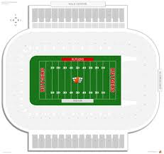 Shi Stadium Seating Chart Shi Stadium Rutgers Seating Guide Rateyourseats Com