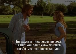 The Notebook Quotes Classy 48 Quotes From 'The Notebook' That Have Immortalized Love