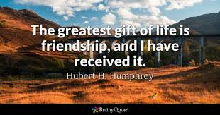 Quotes On Friendship Impressive Friendship Quotes BrainyQuote