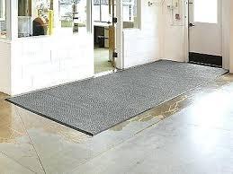llbean waterhog mat 6 x medium gray carpet mat by ll bean waterhog floor mats