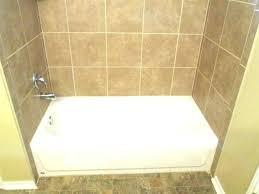 tile shelf interior bathtub tile surround with window backer board details ideas tub shelf cement bathroom installation estimate tile shower corner shelf