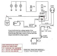 wiring diagram for ford 9n 2n 8n readingrat net Need Help Wiring Lights On 6 Volt Yesterdays Tractors wiring diagram for ford tractor the wiring diagram, wiring diagram