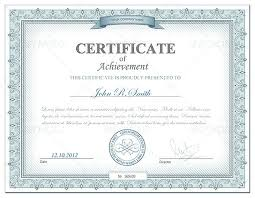 Graduation Certificate Template Word Beauteous Certificate Template Photoshop Diploma Free Templates Psd Emotisco