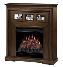 37 5 inch dimplex acadian walnut electric fireplace