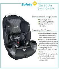 car seats safety 1st car seat covers elite air 3 in 1 growing your baby