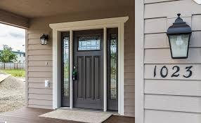... Stunning Front Door Styles Craftsman Front Doors Style Classy Door  Design ...