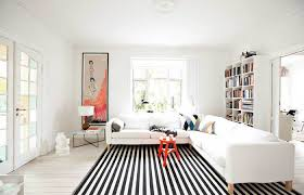 ikea rooms living room atmosphere medium size living room features huge black and white striped area rug ideas