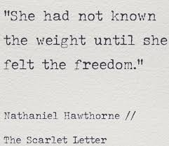 Scarlet Letter Quotes