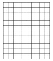 Free Graph Paper Print Grid Paper Large Graph Template 9 Free Documents Download