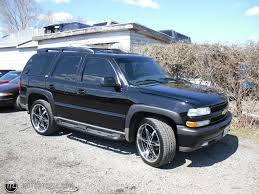 2002 Chevrolet Tahoe Limited/Z71 id 17082