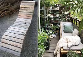 wooden pallet garden furniture ideas