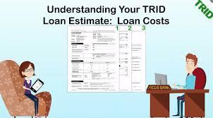 Flood Insurance Flood Insurance On Loan Estimate