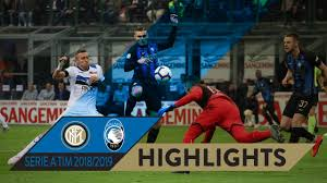 INTER 0-0 ATALANTA | HIGHLIGHTS