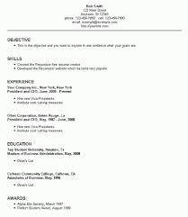 Resume Setup Example Stunning How Set Up A Resume Setup Examples Fresh Or Info Resume Examples