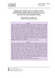 Pemahaman tentang radikalisme sebagai pemahaman yang menghendaki. Http Ejournal Kopertais4 Or Id Susi Index Php Elbanat Article Download 3167 2284