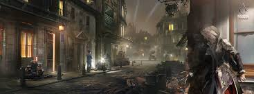 assassin s creed syndicate concept art lighting ing 2000