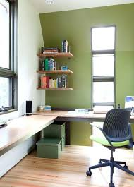 office design for small space. Small Corner Office Desk Design For Spaces With Hutch Space