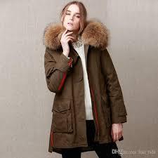 lisa tide women 039 s real fur parka coat jpg