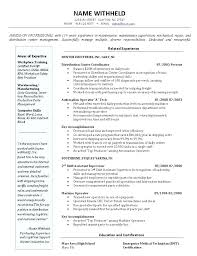 Here Are Logistics Specialist Resume – Goodfellowafb.us
