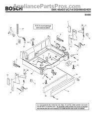 bosch 00298564 drain hose appliancepartspros com Bosch Smu2042 Dishwasher Wiring Diagram Bosch Smu2042 Dishwasher Wiring Diagram #37 Bosch Dishwasher Troubleshooting Manual