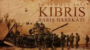 20 Temmuz 1974 | Kıbrıs Barış Harekatı'nın 45. Yıl Dönümü - YouTube