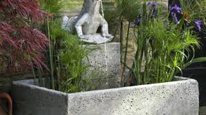 large outdoor water features backyard fountains best wall ideas on contemporary