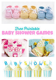 Free Printable Baby Shower Games - Frugal Fanatic