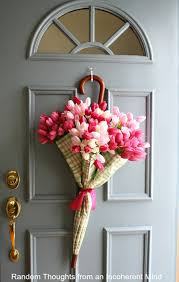 Decorative Door Hangers Front Door Decor Front Door Decorating Ideas