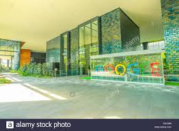 where is google office. Contemporary Google Singapore  May 5 2018 Colorful Google Sign On Lobby Of New  Headquarters Mapletree Business City II In Singapore Googleu0027s AsiaPacific HQ Spans  With Where Is Google Office