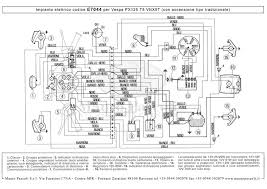 modern vespa t5 mk1 wiring diagram vespa px 150 wiring diagram at Vespa Wiring Diagram