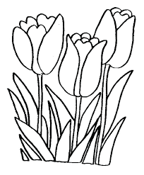 Free Flower Coloring Pages Flower Adult Coloring Pages Easy