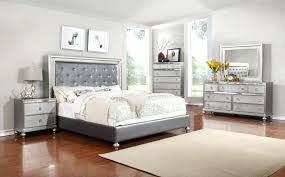 trishley king sleigh bedroom set luxury signature design by glam 4 piece group of trishley sleigh bedroom set