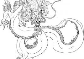 Dragon Coloring Pages For Adults Coloring Pages 2019