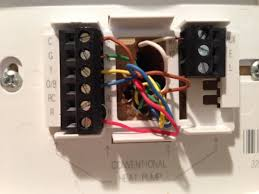 honeywell thermostat rth7600d doityourself com community forums honeywell thermostat rth7600 problems at Rth7600 Wiring Diagram