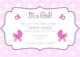 baby shower invitations for girls templates baby shower templates girl baby girl shower invitations vintage baby