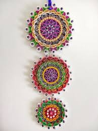 wall hanging ideas for diwali designs