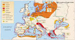 During the Late Middle Ages Trade on the Mediterranean Sea Was Controlled by