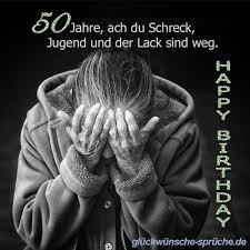 Glückwünsche Zum 50 Geburtstag Lustige Kurze Wünsche Für Karten