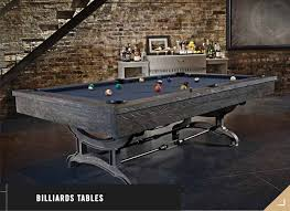 brunswick billiards home
