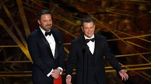 Jimmy Kimmel really enjoyed dissing Matt Damon at the Oscars